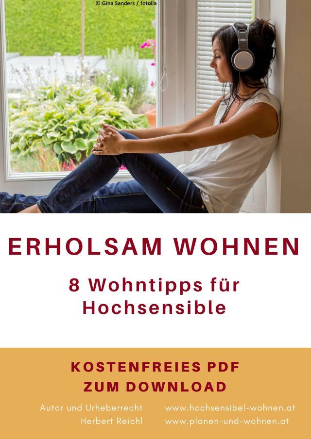 8 Wohntipps für Hochsensible