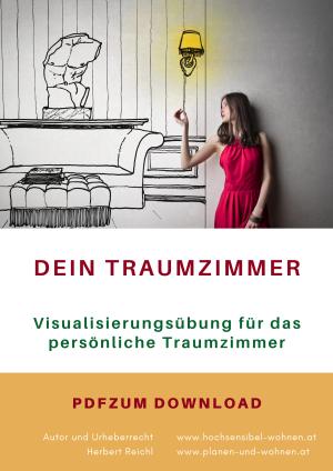Visualisierung des persönlichen Traumzimmers