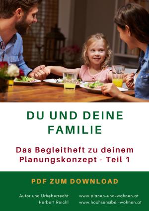 Wohnbedürfnisse von Familien